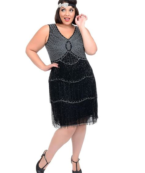 Summer Big Size plus size dress pattern pluslook eu collection