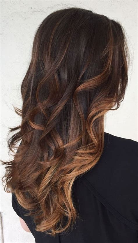25 best ideas about black balayage on