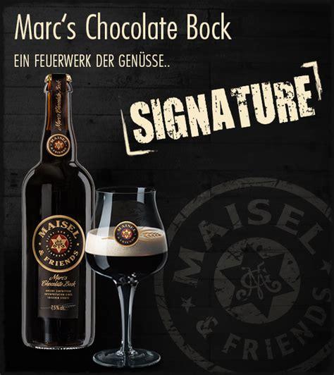 Marc Black Choco 1 marc s chocolate bock maisel friends