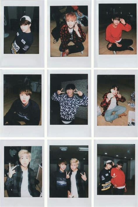 Polaroid Bts Version 2 Polaroid Only bts polaroid k pop amino