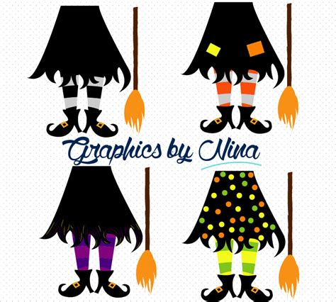 witch feet coloring page witch feet clipart clipart suggest