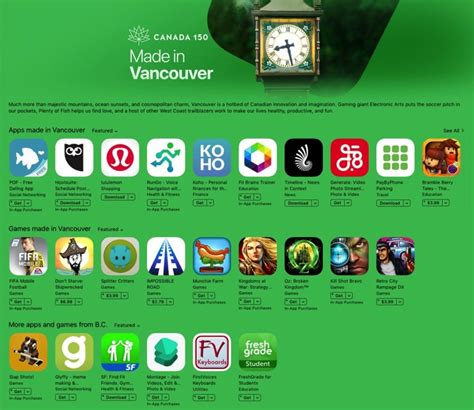 12 Of The Best Apps Made In Canada This Year Techvibes - app store launches made in canada series vancouver