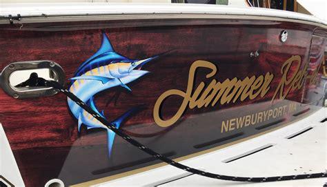 florida boat name registration boat wraps boat graphics crd wraps west palm beach fl