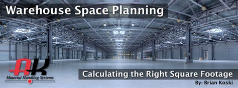 how we plan to use the warehouse space rina tnunay warehouse space planning calculating the right square