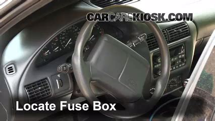 2004 chevy venture fuse box location efcaviation com