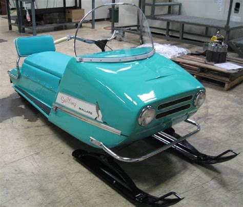 vintage electric sled search sleds