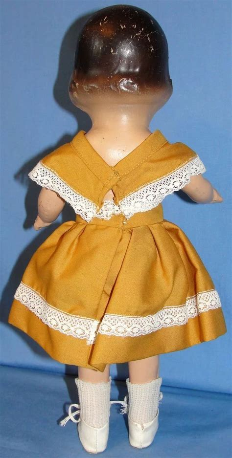 composition snow white doll 1930 s composition snow white type doll heirloom dolls