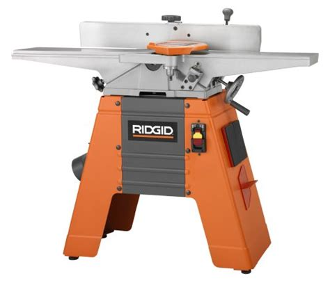 Ridgid Jp0610 Planer 6 1 8 Inch Jointer For Sale