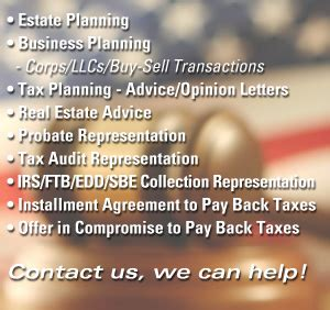 Irs Office Modesto Ca by Calone And Harrel Estate Planning Tax Business Attorneys