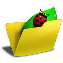 ladybug document folder documents icon ladybug iconset jommans