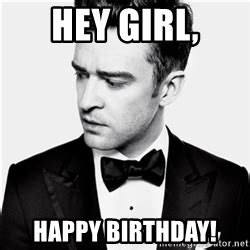 Justin Bieber Happy Birthday Meme - good guy justin timberlake meme generator