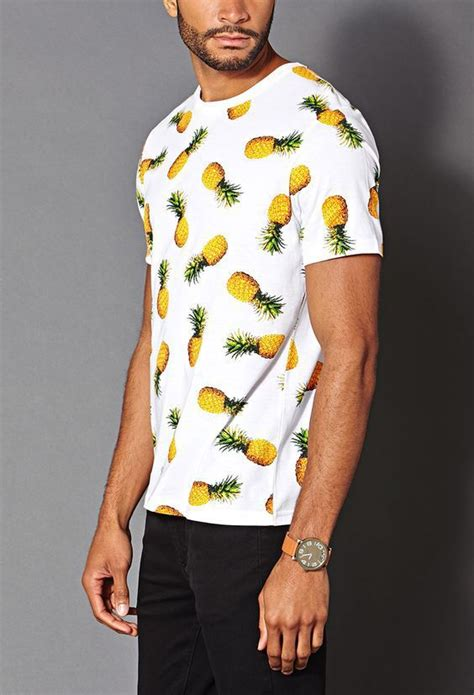 13 printed t shirt trends that you must get on s fashion fashion pineapple shirt