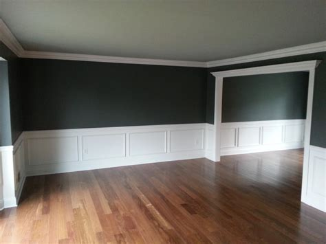 Living Room Wainscoting living room wainscoting traditional new york by jl molding design