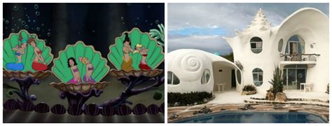 13 real disney princess dwellings