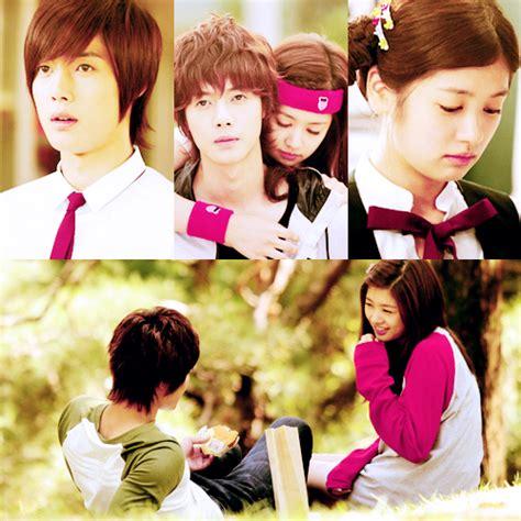 film drama korea naughty kiss 2 playful kiss collage korean dramas photo favorite