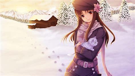 cute anime girl wallpaper for mobile anime girl 809093 walldevil