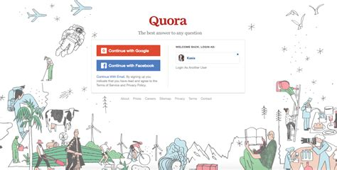 blogger quora quora marketing how to use quora for business