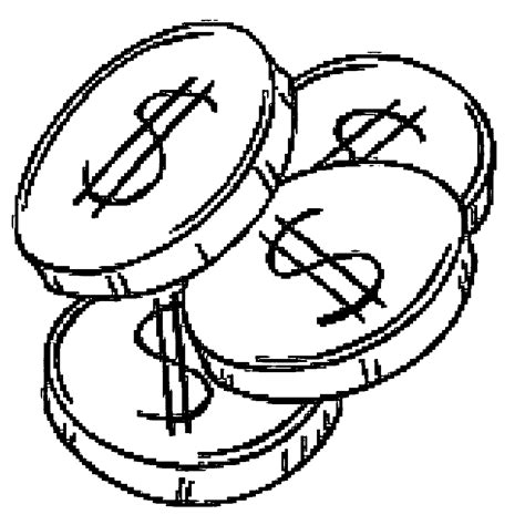 money coloring pages money symbol coloring pages