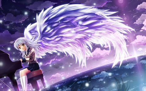 anime wallpaper hd angel beats angel beats wallpaper and background image 1440x900