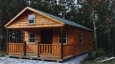 Cabin Houseplans by Small Log Cabin Cottages Tiny Cottage House Plan