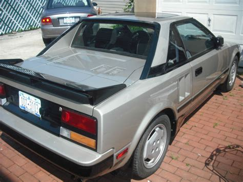 auto air conditioning repair 1985 toyota mr2 parking system 85 silver toyota mr2 good condition 2 door b w interior for sale in ozone park new york