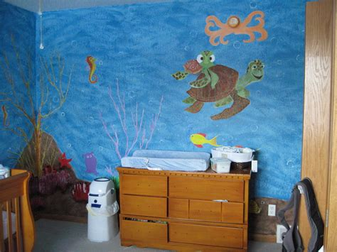 Finding Nemo Project Nursery Finding Nemo Baby Nursery Decor