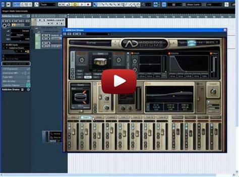 tutorial addictive drum nuendo video tutorial addictive drums creaci 243 n de bater 237 as sin