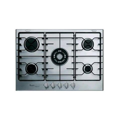 piano cottura whirlpool ixelium piano cottura whirlpool gmr7541 ixl acciao inox ixelium 73