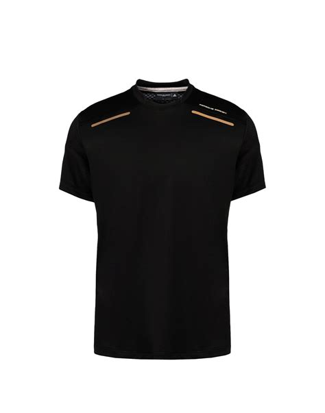 porsche design dress porsche design t shirt in black for men lyst
