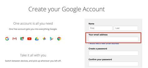 setup  google account   company domain