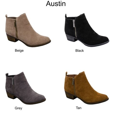 fall boots groopdealz fall boots 4 colors