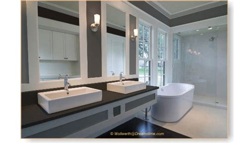 black white and silver bathroom ideas black and white bathroom designs that stay forever young