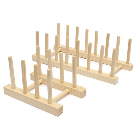 buy wholesale wooden plate rack from china wooden