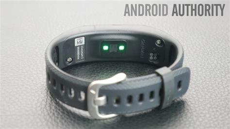 garmin v 237 vosmart 3 review android authority