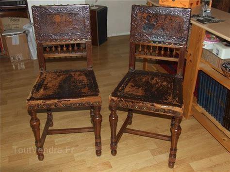 chaises anciennes chaises anciennes cuir clasf