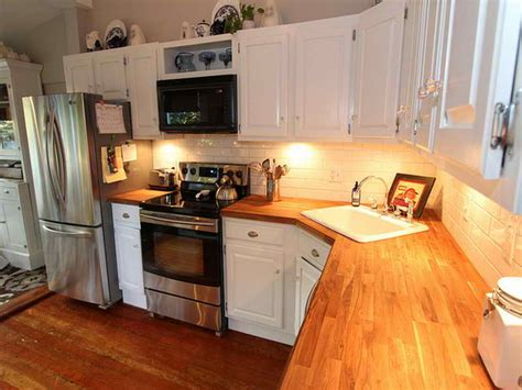 Staining And Sealing Butcher Block Countertops by Planning Ideas Staining Butcher Block Countertops