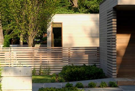 Modern Fence Beautiful Outdoor Fencing That Wins Both Privacy And Peers