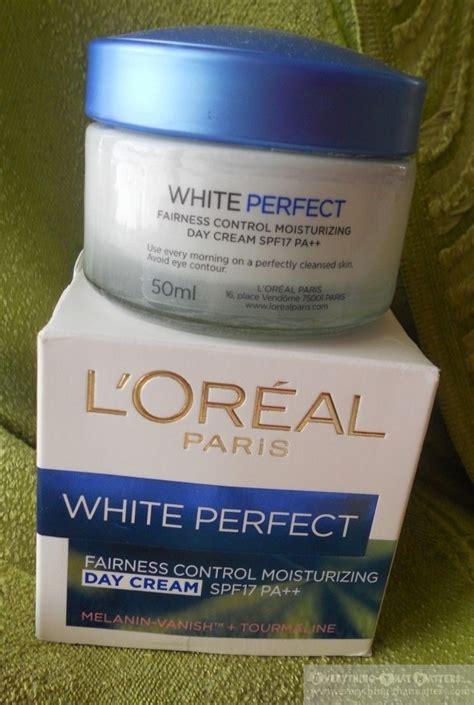 Loreal Day White l oreal white fairness moisturising