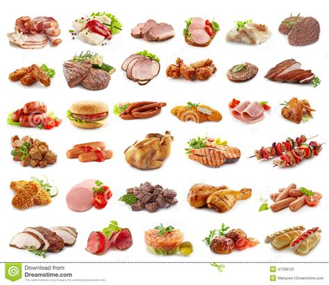 Types Of Mat by Various Kinds Of Products Stock Photo Image 47338120
