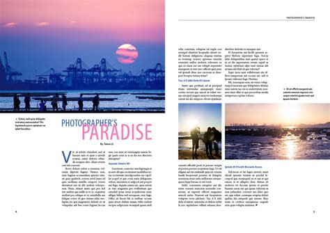 web design article layout creating a magazine layout simon li s portfolio