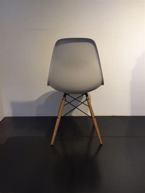 sedie eames vitra sedia vitra modello dsw design eames 1950 versione legno