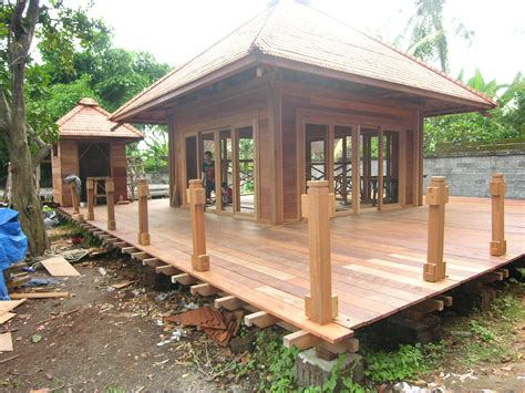 cottage prefabbricati prefab bali houses eco cottages gazebos design kaf