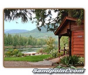Last Resort Cabins by Lodging Accomodations In Sandpoint And Idaho