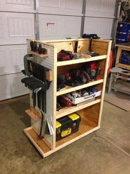 Garage Storage Cart Roller Garage Cart Pattern By Lumberjacks