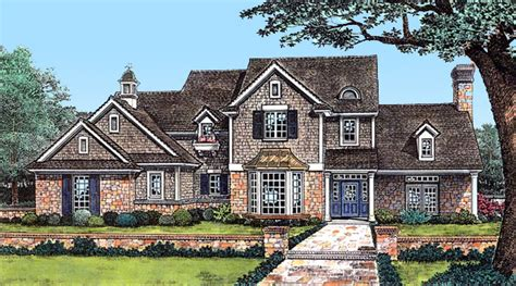 corner house curb appeal curb appeal boost 48461fm 2nd floor master suite cad