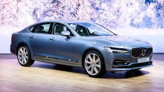 Volvo Be Volvo S90 Cool Cars From The Detroit Auto Show Cnnmoney