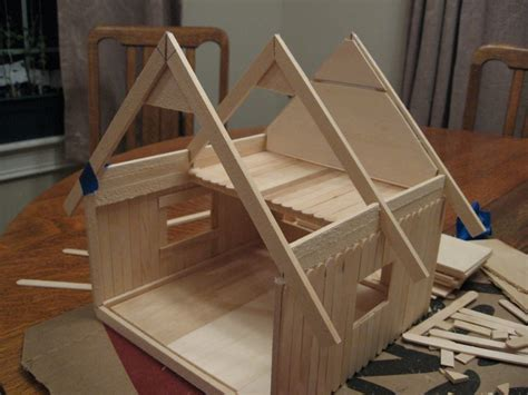popsicle stick house floor plans how to build a simple popsicle stick house house plan 2017