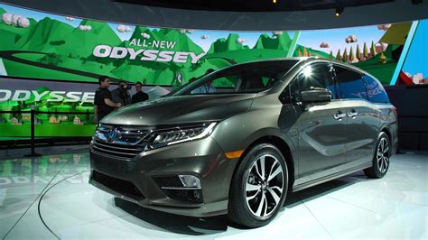 Children S Lawn Chairs All New 2018 Honda Odyssey Offers High Tech Consumer Reports