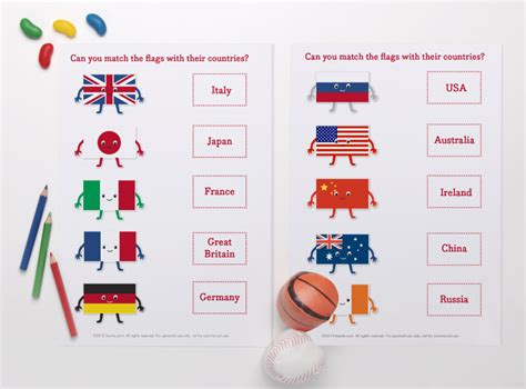 Flags Of The World Game Printable | free flags of the world printables for kids tinyme blog