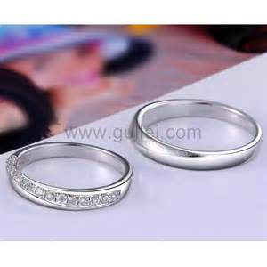 Custom Engraved Ring Name Inscribed Engraved Promise Rings For Girlfriend And